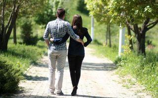 О чём поговорить с девушкой на прогулке?