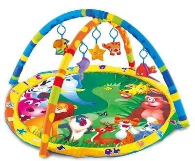 ТОП-9 развивающих ковриков для детей от 0 до 18 месяцев