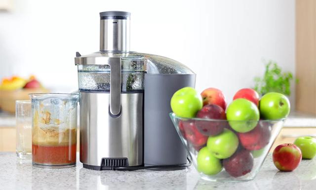 ТОП-9 лучших соковыжималок для яблок большой производительности
