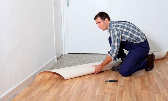 Как выбрать линолеум для квартиры по качеству и безопасности
