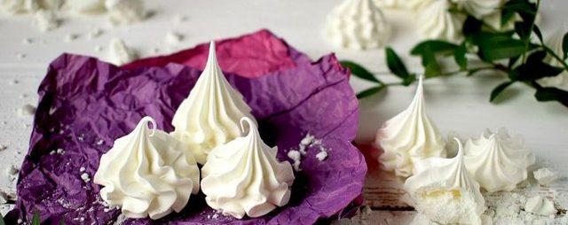 Безе – рецепт классический в духовке дома (7 вариантов)