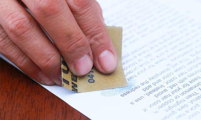 Как вывести чернила с бумаги без следов в домашних условиях: 18 способов