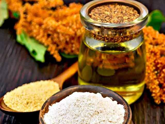 Амарантовое масло – свойства и применение