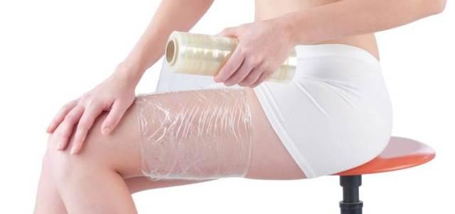 Как быстро избавиться от целлюлита на ногах и попе в домашних условиях