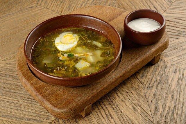 Щавелевый суп – рецепт классический с яйцом: ТОП-7 вариантов
