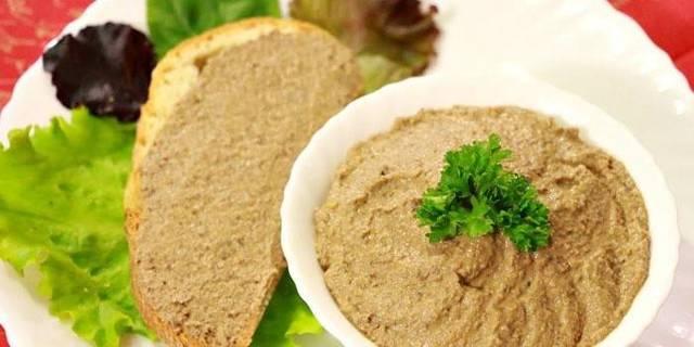 Рецепт паштета из говяжьей печени в домашних условиях (9 рецептов)