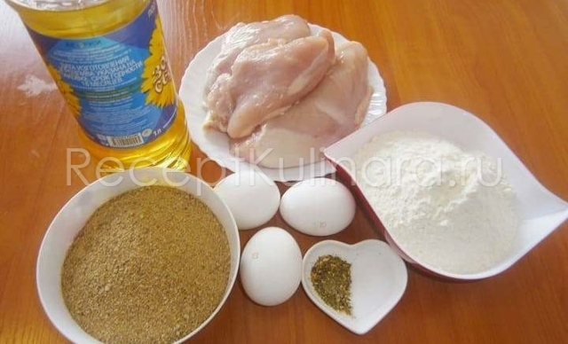 Как приготовить наггетсы из курицы в домашних условиях