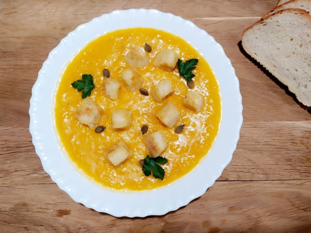 ТОП-12 рецептов супа из тыквы, быстро и вкусно: пошаговые рецепты