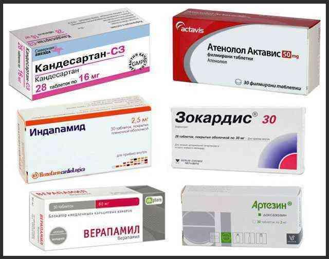 Таблетки от давления повышенного длительного действия нового поколения
