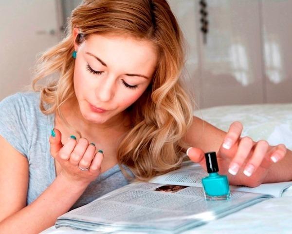 Как быстро высушить лак на ногтях: ТОП-11 способов