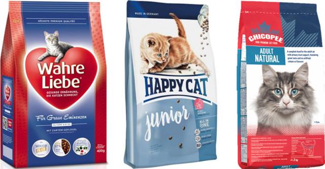 Корм для кошек премиум-класса – список: ТОП-18 лучших