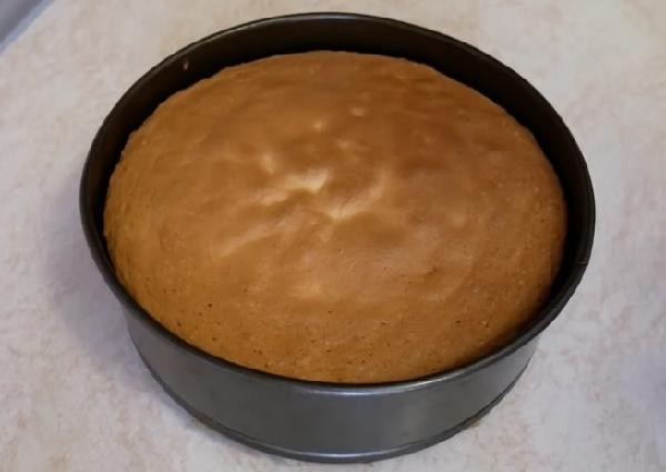 Бисквит для торта пышный и простой в духовке: ТОП-10 рецептов
