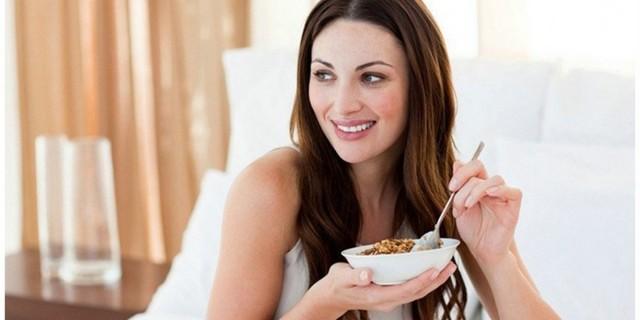 Гречка с кефиром утром натощак – польза и вред