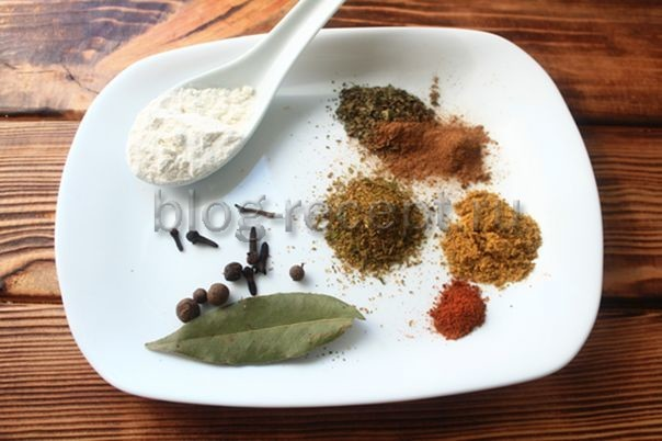 Сациви из курицы по-грузински – классический рецепт