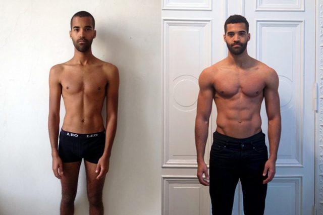 Как набрать массу тела худому парню: 10 правил + меню