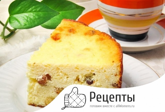 Творожная запеканка с манкой в духовке пышная: ТОП-10 рецептов