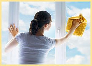 Как и чем мыть окна, чтобы не было разводов, в домашних условиях