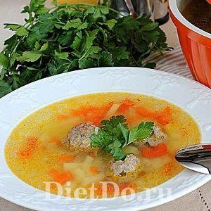 Суп с фрикадельками самый вкусный: ТОП-10 рецептов