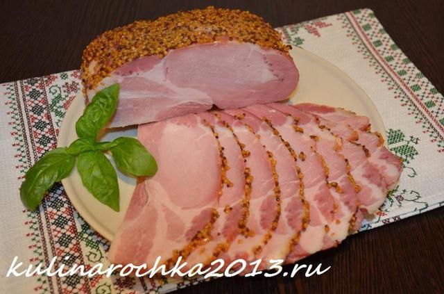 Как приготовить карбонат из свинины в домашних условиях: 7 рецептов