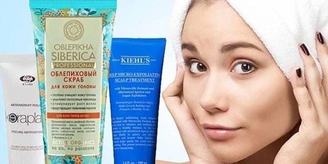 Скраб для кожи головы в домашних условиях: ТОП-18 лучших