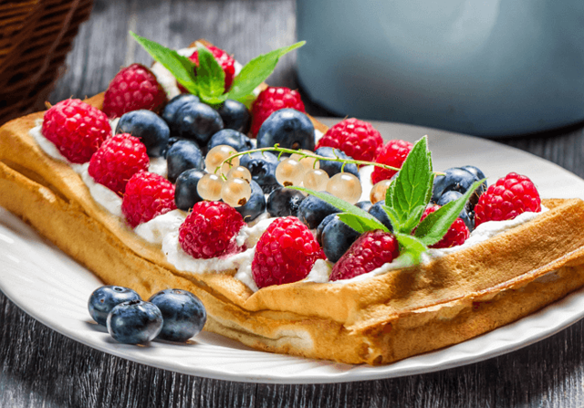 Вафли домашние – рецепт в вафельнице: ТОП-8 вариантов