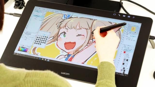 ТОП-12 графических планшетов с экраном для рисования