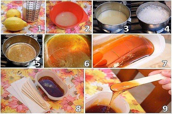 Как правильно делать шугаринг в домашних условиях: пошаговая инструкция