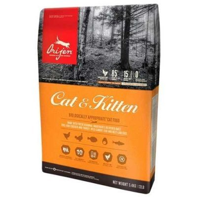 Каким кормом кормить котенка: ТОП-10 лучших