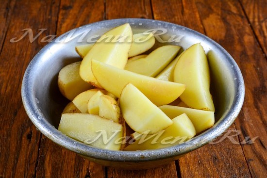 Картошка по-деревенски в духовке, как в Макдональдсе: ТОП-8 рецептов