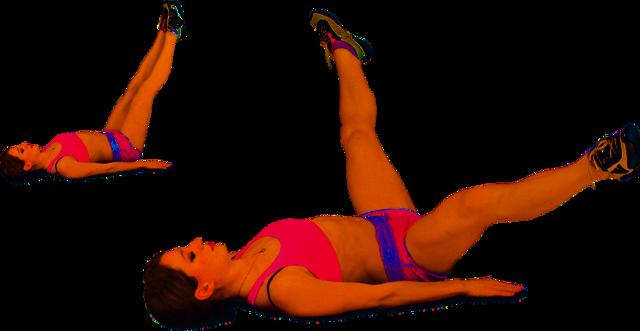 Упражнения для похудения ног и ляшек за неделю