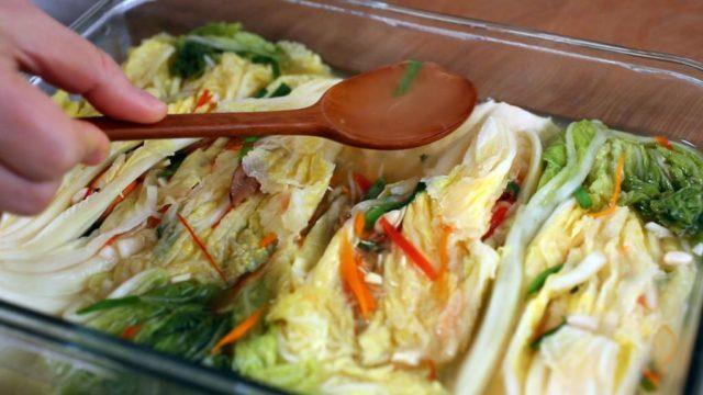 Как приготовить кимчи по-корейски в домашних условиях